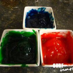 Fun Crafts For Kids: DIY Finger Paint Recipe