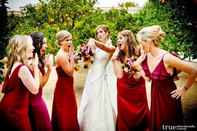 10 Fun Bridesmaid Photos