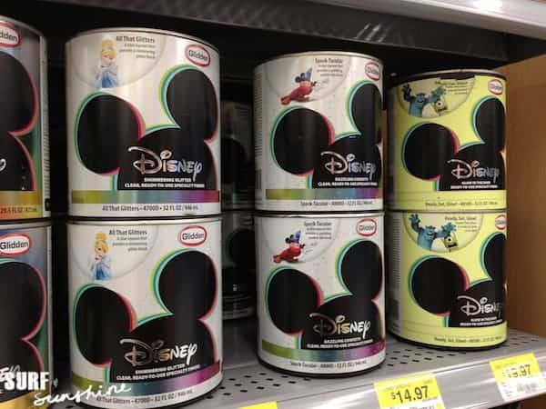 Glidden Disney Paint 8