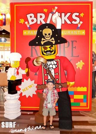 Legoland Hotel Bricks Family Restaurant 1