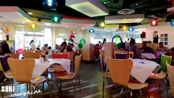 Legoland Hotel Bricks Family Restaurant 2