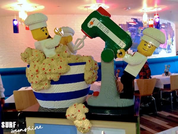 Legoland Hotel Bricks Family Restaurant 3