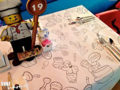 Legoland Hotel Bricks Family Restaurant 4