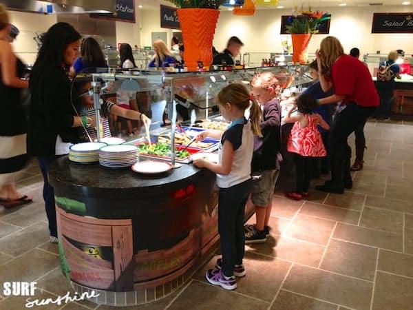 Legoland Hotel Bricks Family Restaurant 5