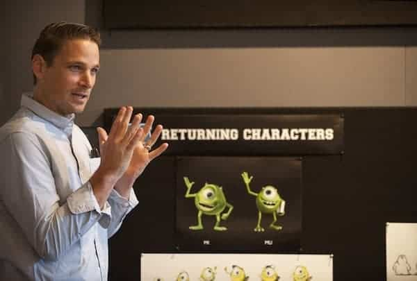 Monsters University Character Development
