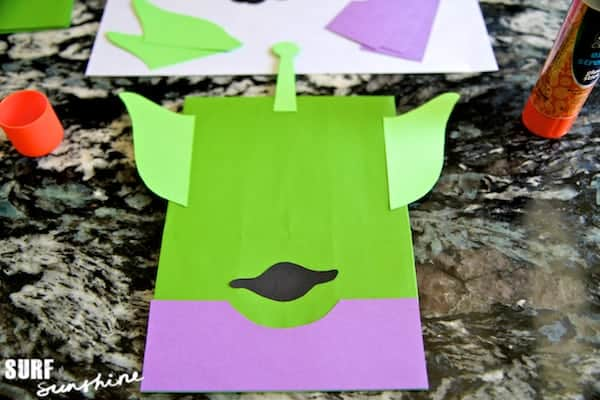 Toy Story Alien Favor Bags Printable Template 8