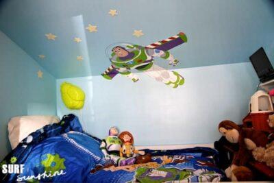 buzz lightyear themed bedroom 6