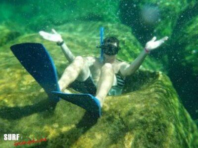 snorkeling in cancun 1
