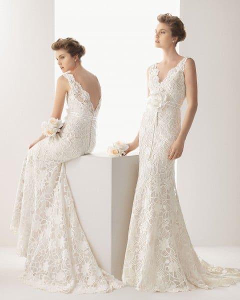 Rosa Clara 2014 Soft Collection Wedding Dresses URANO
