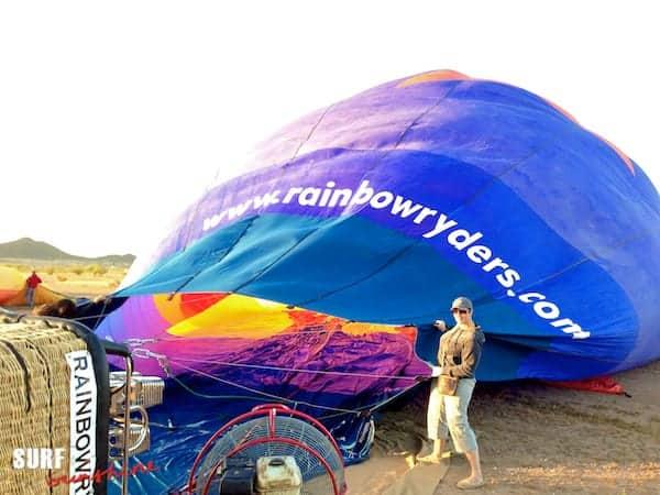 bloggersgo rainbow ryders hot air balloon rides phoenix 2