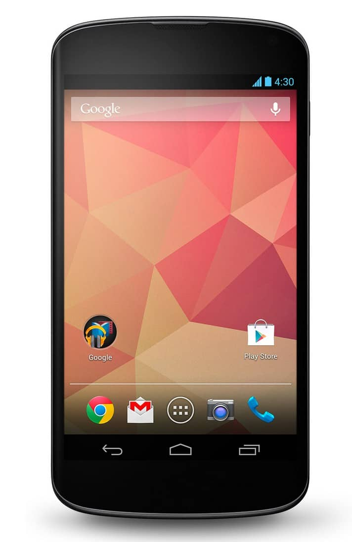 giv mobile google nexus 4