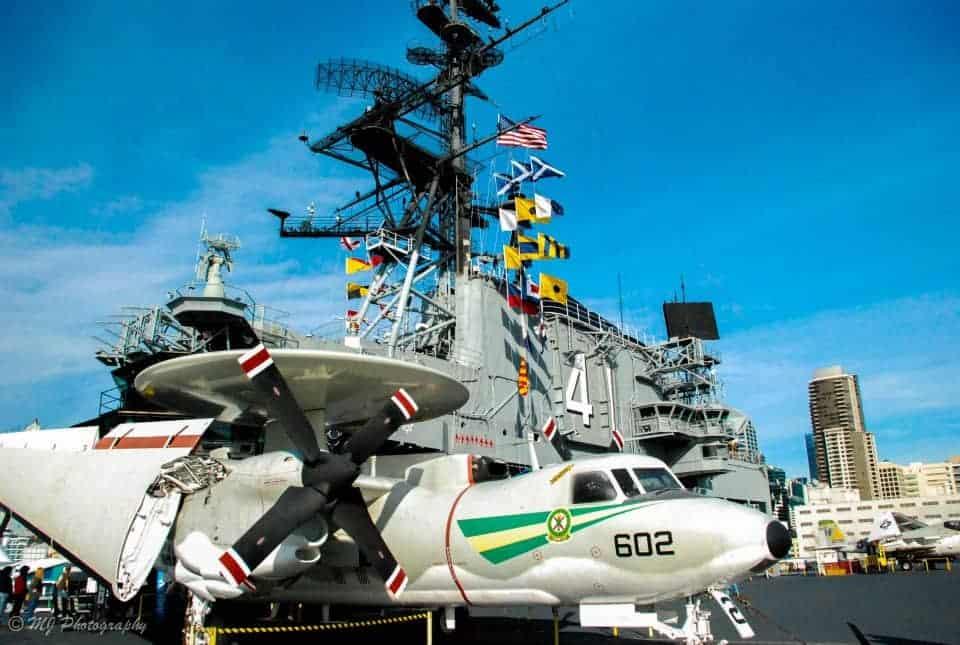 Matthew Jenkins USS Midway Museum3