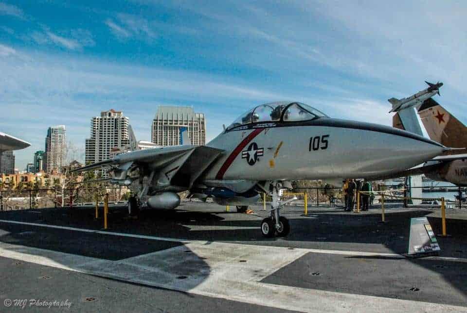 Matthew Jenkins USS Midway Museum4
