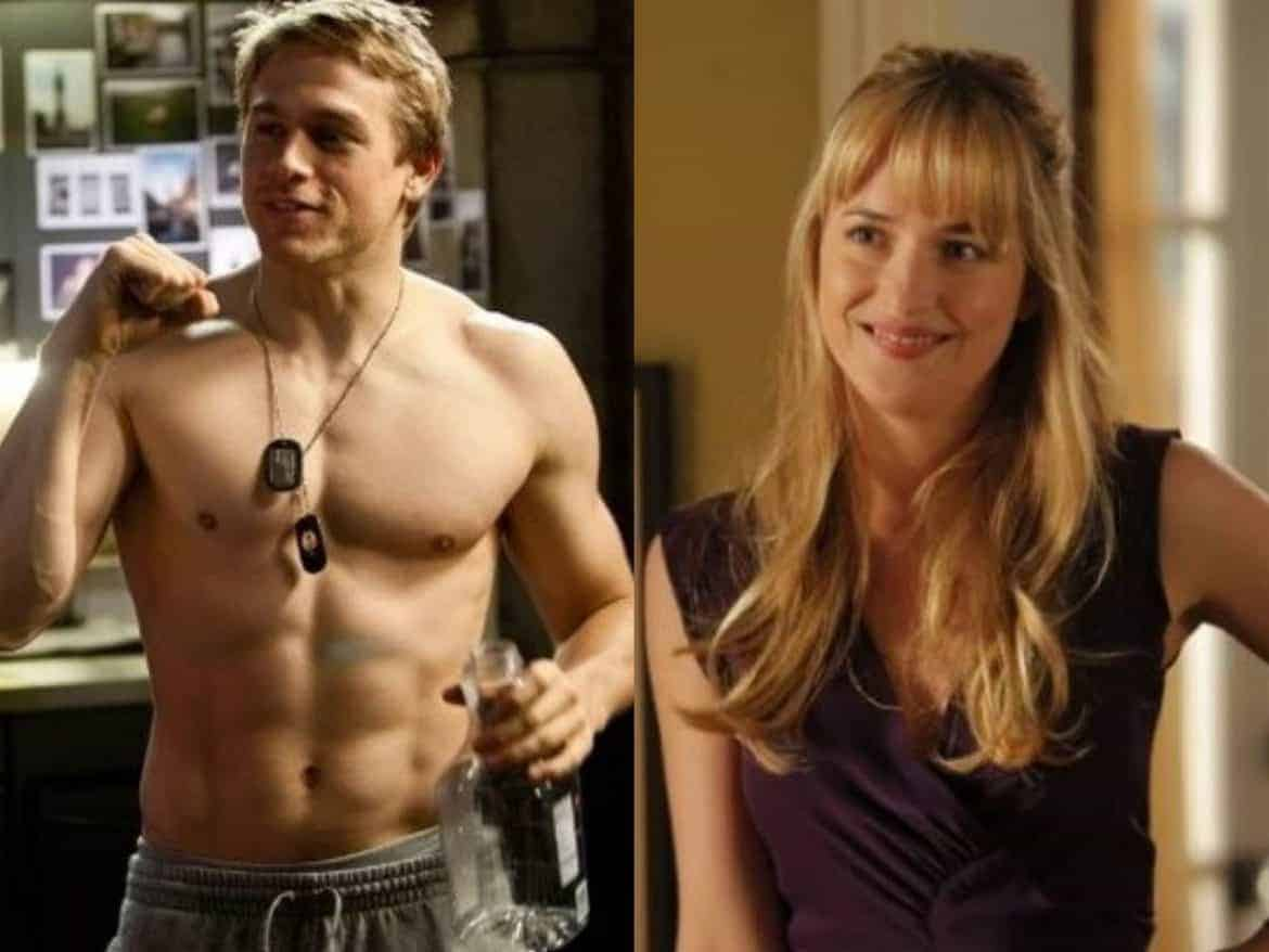 Are the actors in 50 shades of grey dating