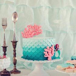 How to Throw a Splashing Fun Little Mermaid Party