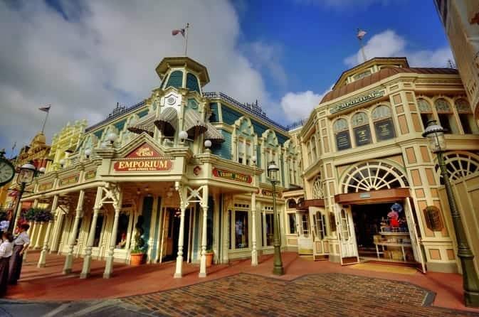 Walt Disney World Magic Kingdom Park Main Street Emporium