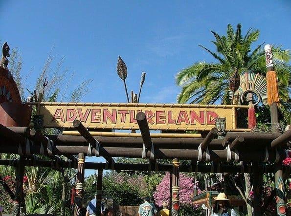 Walt Disney World Magic Kingdom Park adventureland