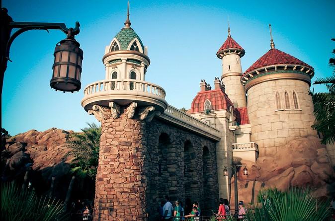 Walt Disney World Magic Kingdom Park Fantasyland