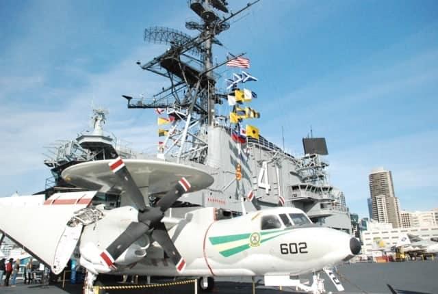 Matthew Jenkins USS Midway Museum1