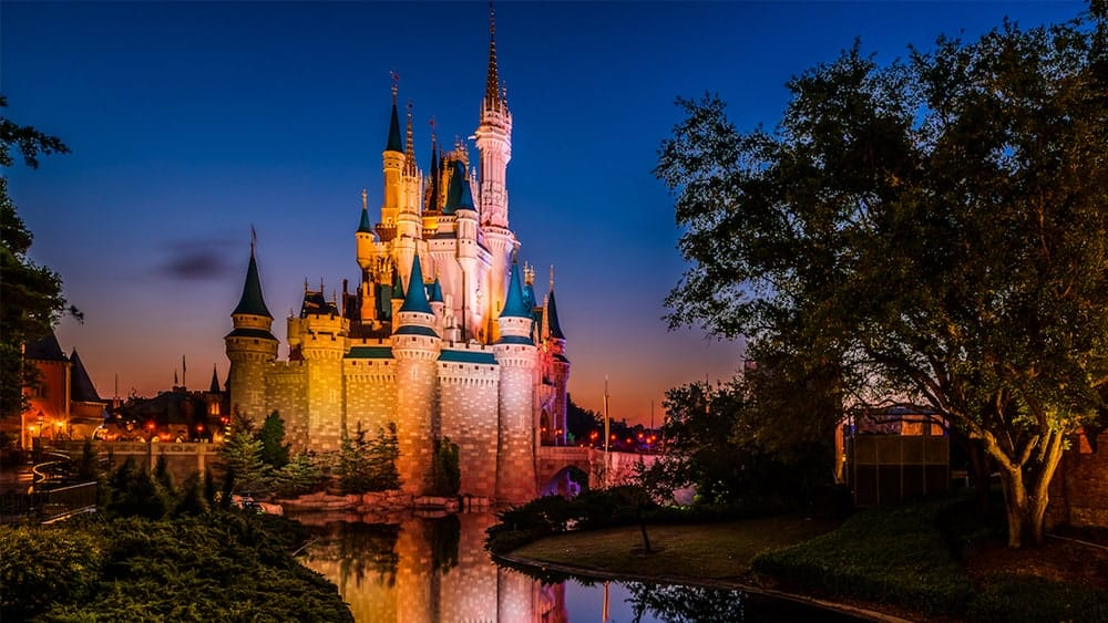 walt disney world magic kingdom park