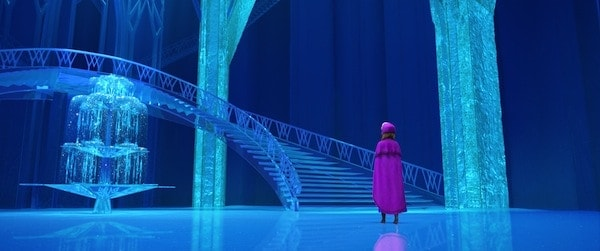 """""""FROZEN"""" (Pictured) ANNA. ©2013 Disney. All Rights Reserved."""