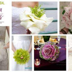 10 Gorgeous Glamelia Bridal Bouquets for Your Dream Wedding