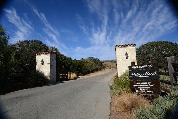 Holman Ranch Carmel Valley
