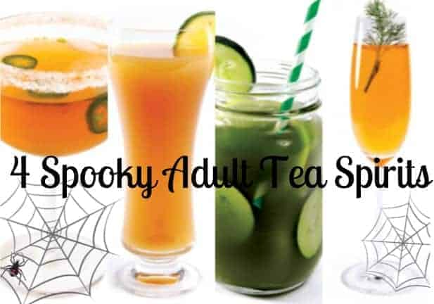 Halloween Cocktails Recipes and potion ideas for adults