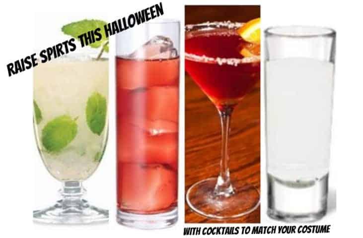 halloween drink costumes