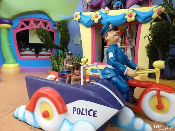 universal orlando dr seuss police