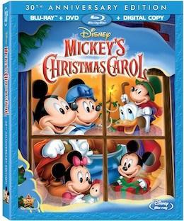 Mickeys Christmas Carol