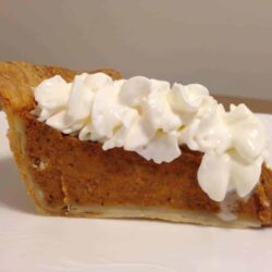 A Healthier Pumpkin Pie Recipe #CansGetYouCooking