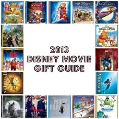 2013 disney movie gift guide