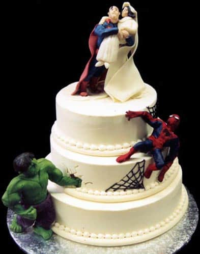 Craziest Wedding Cakes 4