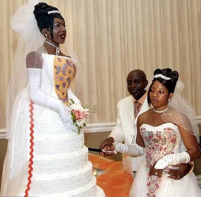 Craziest Wedding Cakes 5