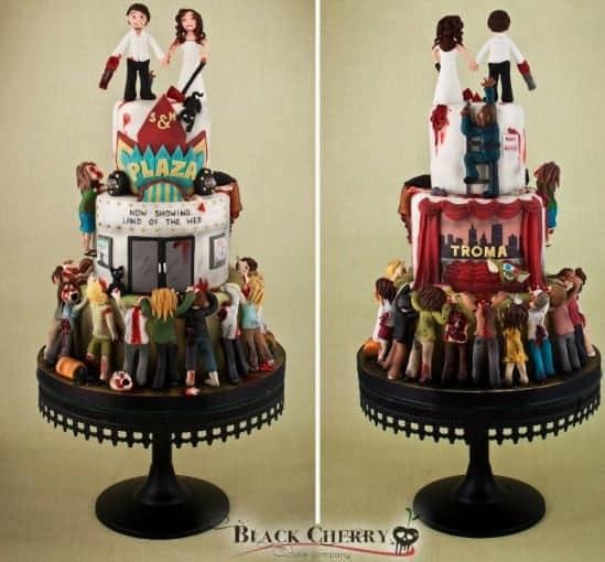 Craziest Wedding Cakes 7