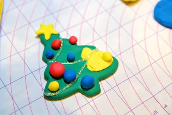 crayola model magic christmas ornament 6