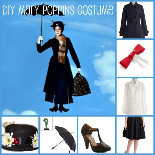 Diy Mary Poppins Costume Right Your Closet