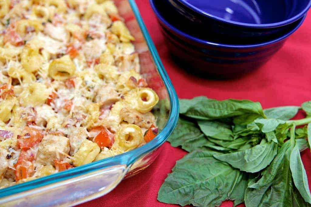 easy three cheese tortellini alla checca recipe 6