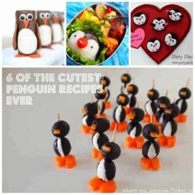 penguin recipes