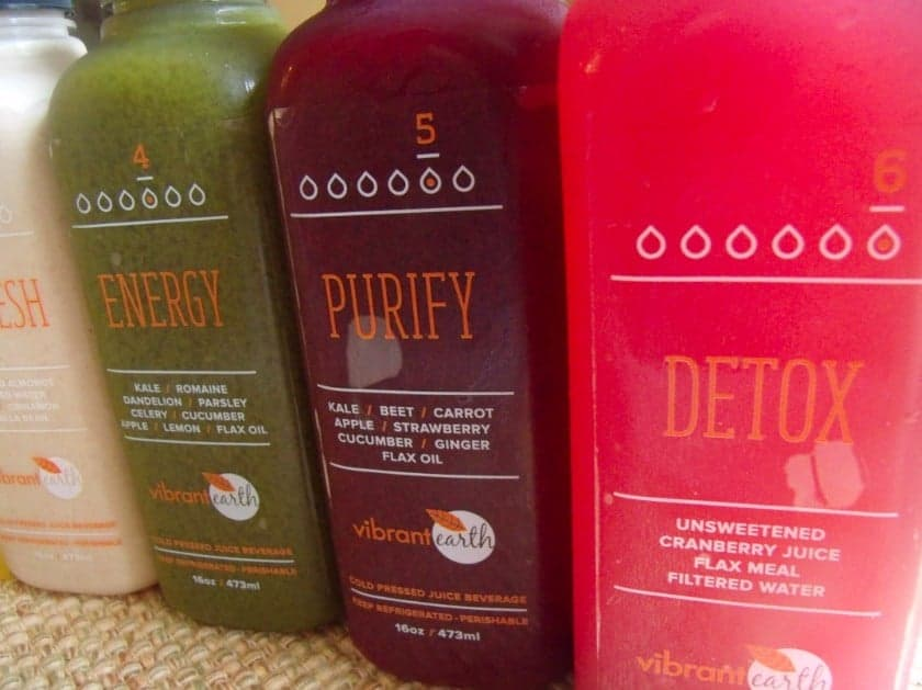 3 day juice cleanse review