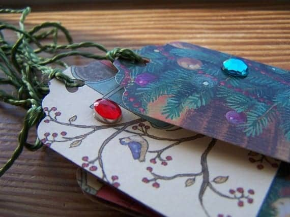 Repurpose Christmas Cards 6