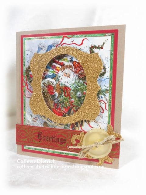 Repurpose Christmas Cards 7