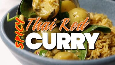 Slow Cooker Thai Red Curry Recipe (2)
