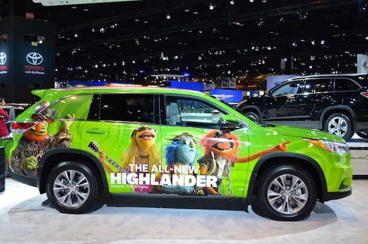 2015 Chicago Auto Show 5