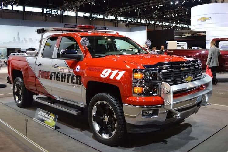 2015 Chicago Auto Show 7