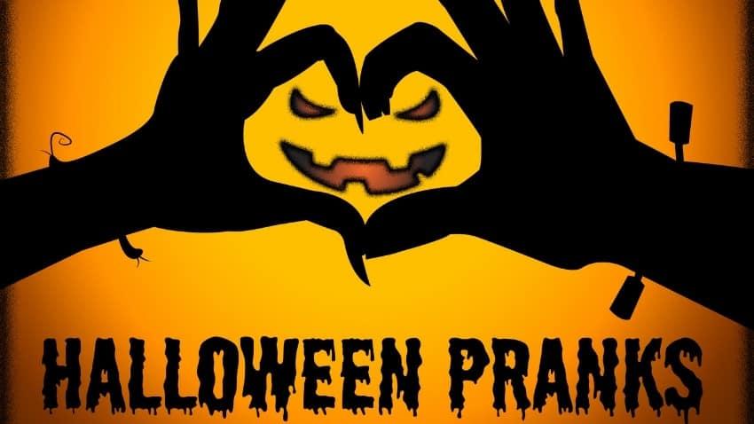 halloween pranks