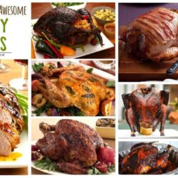 No Ordinary Bird: 9 Unusual Roast Turkey Recipes for the Holidays