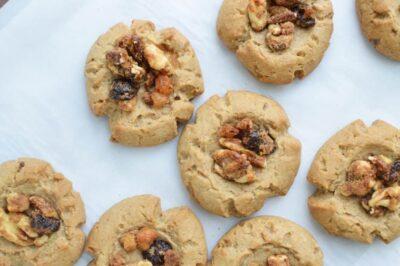 Sahale maple pecan cookies recipe