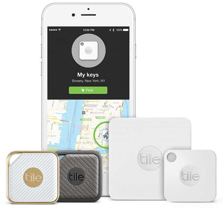 creative ways to use a tile bluetooth tracker